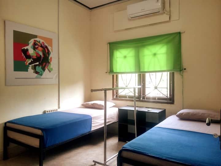 private room #2 between Canggu & Ubud