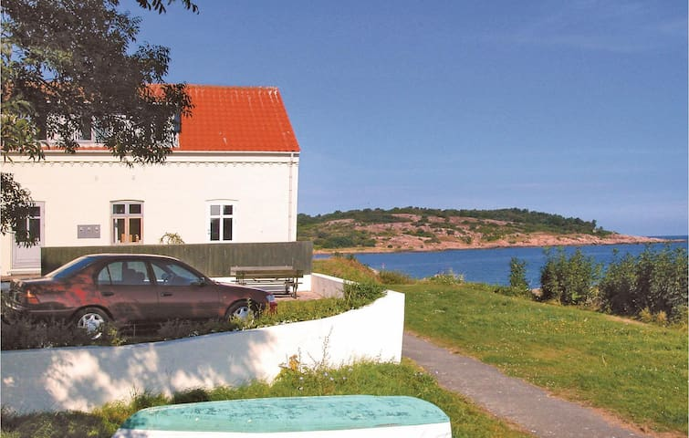 Holiday apartment with 2 bedrooms on 50m² in Allinge