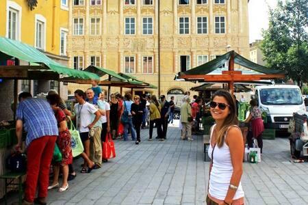 Cozy Flat in Hipster Neighbourhood - Innsbruck