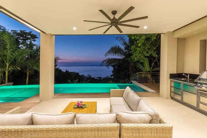 Stunning NEW Home, 4 Masters, Beach Access & Pool!