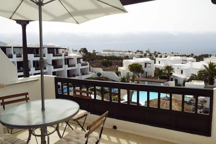48A Playa Bastian Penthouse (terrace, ocean views)
