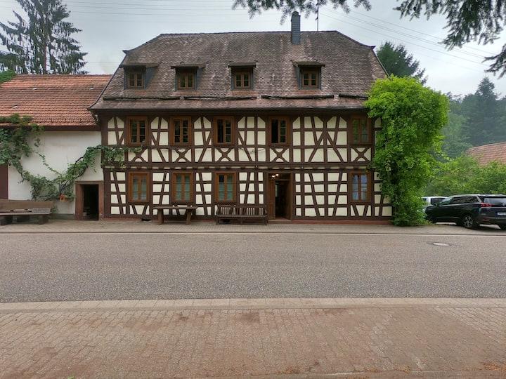 Historisches Zollhaus Anno 1729