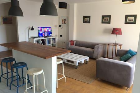 Apartamento centro Braga, terraço - Braga - Wohnung