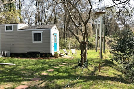 EAV Hipster Tiny House - Atlanta - Chalet