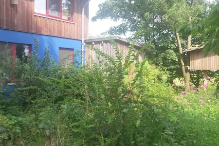 Cosy, ground level apt. out in the open near HH - Ahrensburg - Apartmen