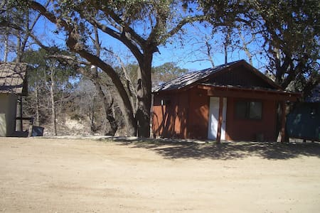 Lovely Cabin on a Ranch (1) - Blanco