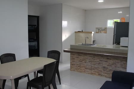 Hermoso apartamento frente al mar en Coveñas.