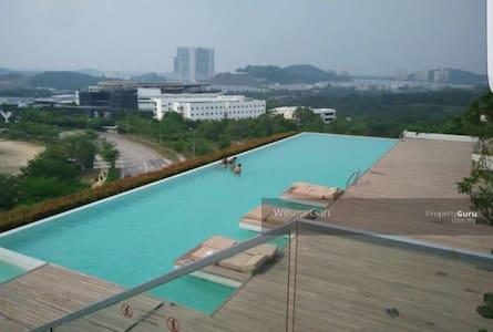 Amazing entire unit view for rent - Cyberjaya, Selangor, MY - Leilighet