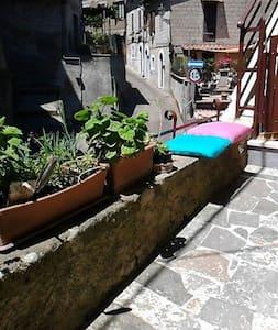 Appartamento tra natura e storia - Carbognano - Apartament