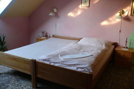 Útulný apartmán v podkroví RD - Rakovník - Loft