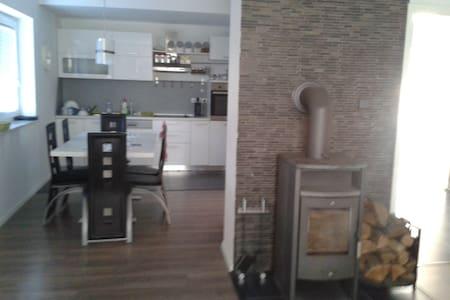 Villa SRČNI RAJ - Črenšovci - House