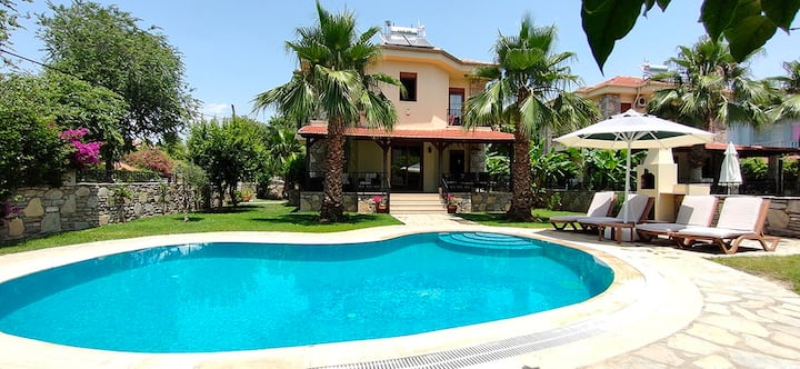 Villa Nefise - 3 bedroom with private pool