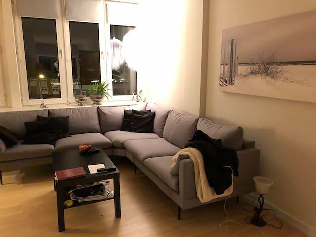 Overnatning centralt i Sønderborg