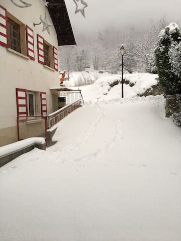 Appartement Le Chatel -Montvernier - Le Chatel - Apartment