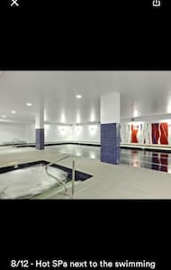 EppingDeluxe Duplex Apartment With Gym, Swimming - Epping