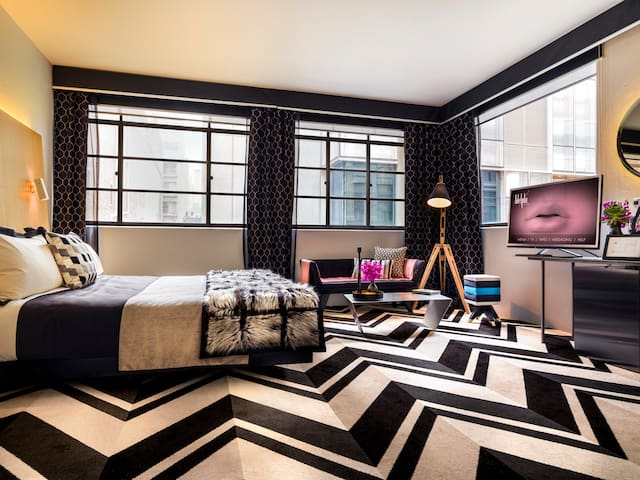 Deluxe King Room in an Iconic Design Hotel