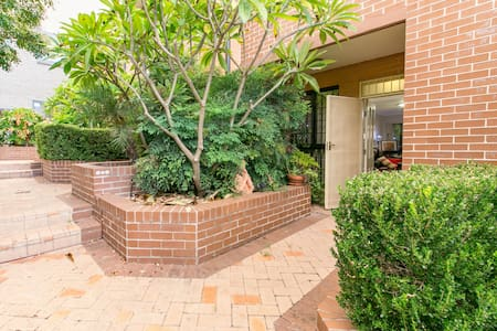Relaxing no hassles Oasis - North Parramatta - Daire
