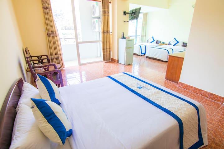 Suite Family Room - (1) - Vacsava Vung Tau
