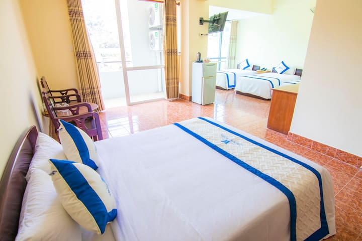 Suite Family Room - (1) - Vacsava Vung Tau