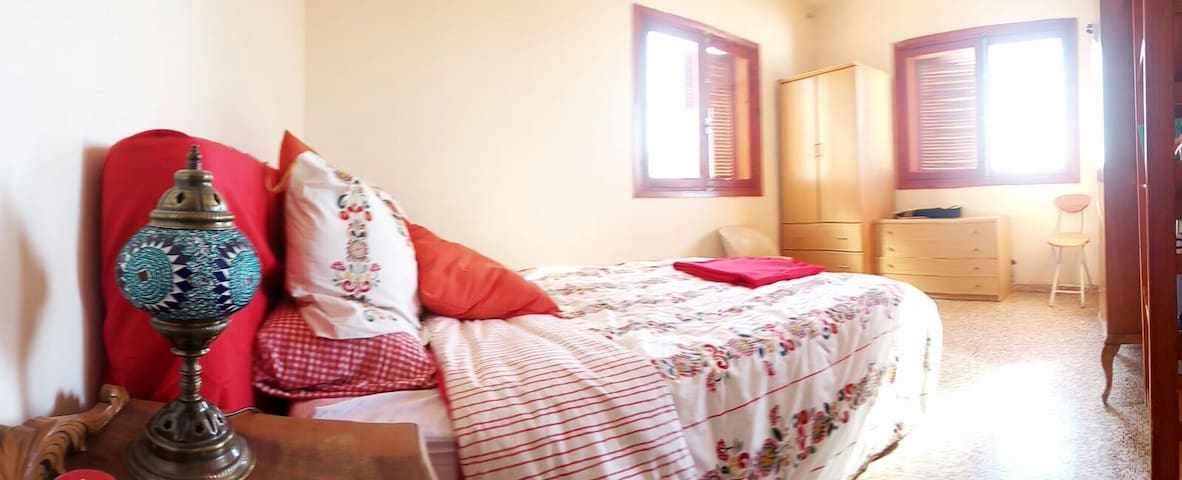 Double and simple room - Cartagena - Apartment