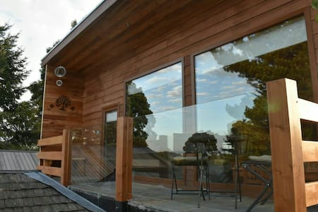 Warm Loft with great view and balcony - Puerto Varas - 樓中樓