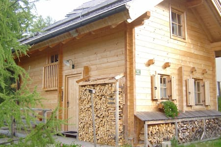 Pretty Chalet in Turracherh�he with 2 Saunas near Lake