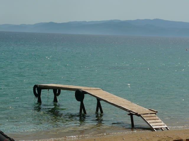 Am nahen Mikro Strand