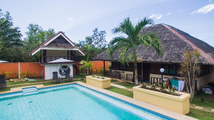 The Barefoot Alona Resort- Double Room 6