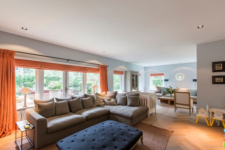 Luxury villa close to Amsterdam and the beach - Overveen - Ev