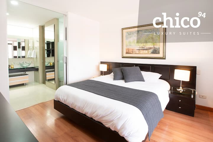 Parque 93 Luxury Apartment - Chico - 509