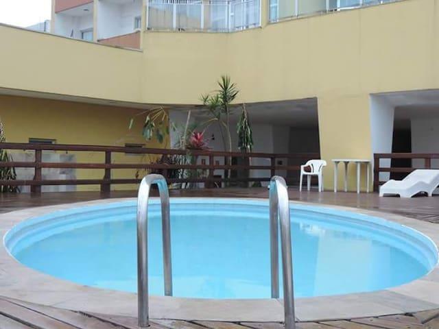 BOULEVARD CENTER FLATS GUARUJÁ - Guarujá - Apartment-Hotel