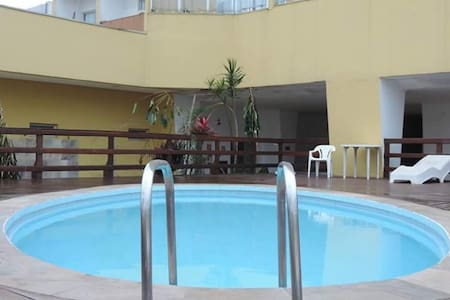 BOULEVARD CENTER FLATS GUARUJÁ - グアルジャ - サービスアパートメント
