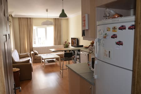 Cozy apartment with pool in Beldibi, Marmaris - 馬爾馬里斯 - 獨棟
