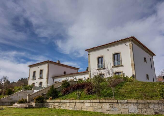 Suite Hotel de Naturaleza en Ourense