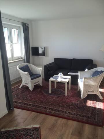 Gemütliches Appartement in Hörnum zum Entspannen