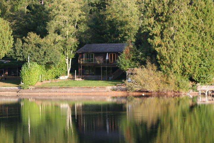 A Refuge on Tiger Lake