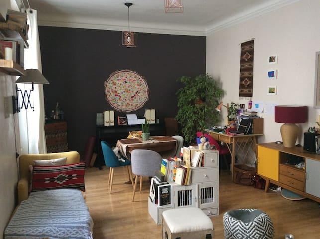 Chambre cozy à Asnières