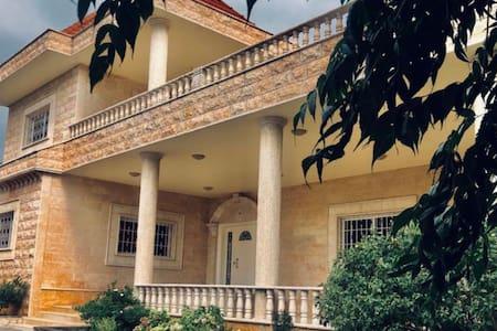 Villa in Akkar