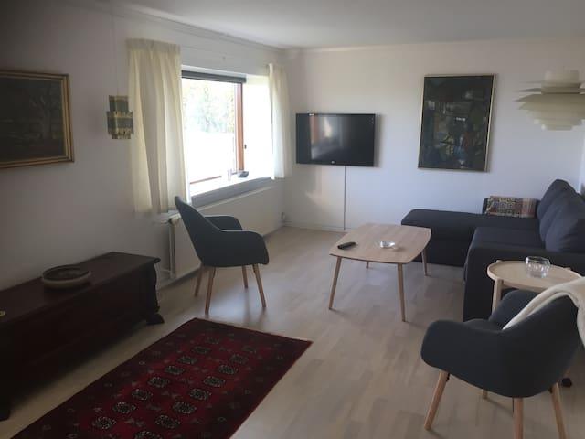 Apartment located 5 min from Tórshavn city center
