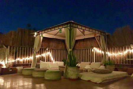 Cairo Rooftop Garden Studio - Cairo