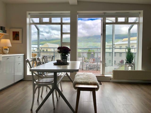Apartment/Akureyri/Top location!