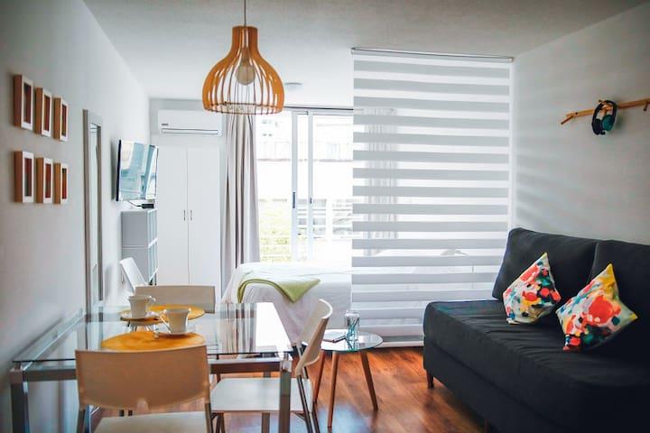 Mono ambiente en Skyline Apartamentos