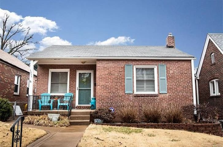 Cozy and Convenient Home in South City