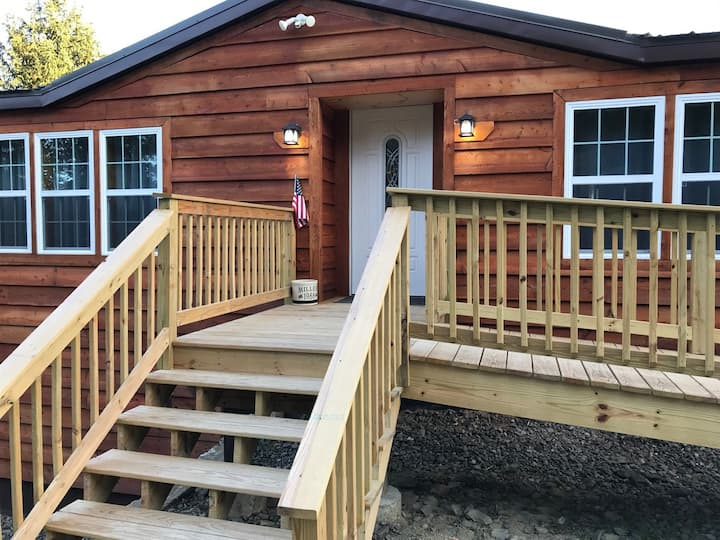 Cooperstown Double Play Cabins Ranch - Close to Dreams Park & Hall of Fame
