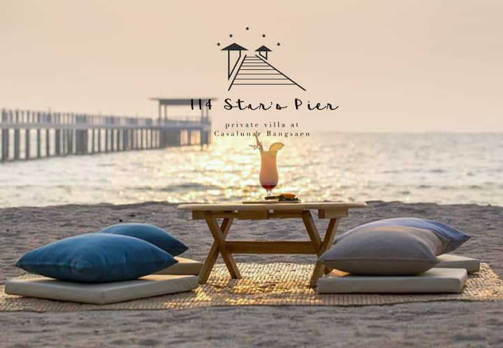 114 Star's Pier Private Villa - Two Bedrooms