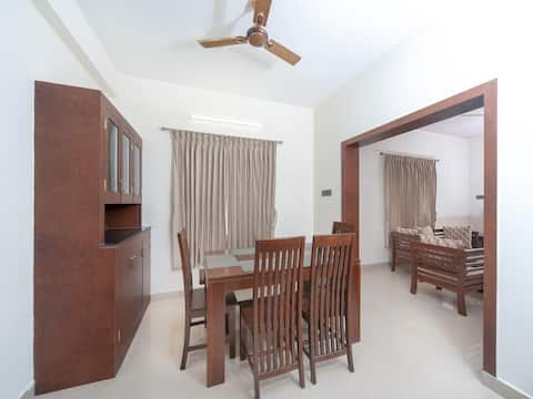 Athithi Inn Superior Double Bedroom AC