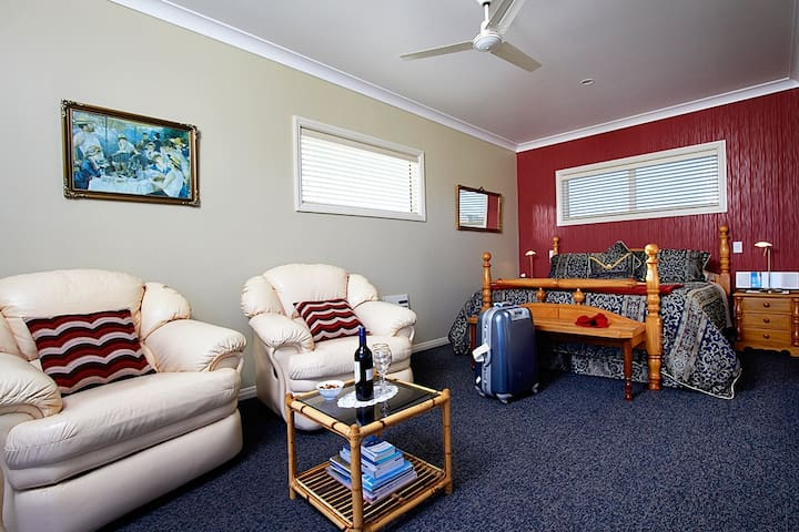 The Superior Mount Fyffe apartment