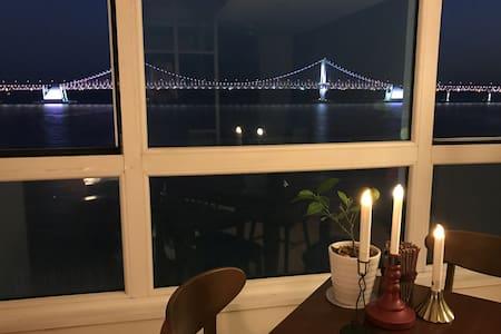 Ocean View!! @광안리 Coral House - Suyeong-gu - Leilighet