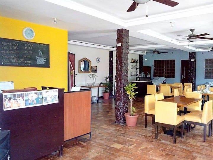 Room 4 of Casa Raliana Hotel