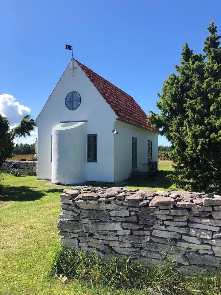 Gotlandshus med plats till 4+2 personer